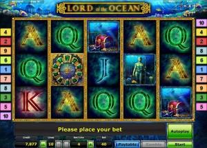 lord of the ocean von novoline