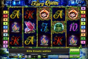 novoline fairy queen spielen